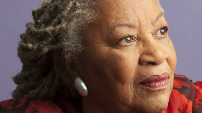 La grande romancière Toni Morrison